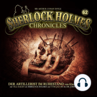 Sherlock Holmes Chronicles, Folge 62