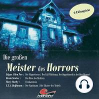 Die großen Meister des Horrors, 6 Hörspiele