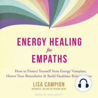 Energy Healing for Empaths