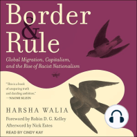 Border and Rule: Global Migration, Capitalism, and the Rise of Racist Nationalism