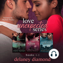 Love Unexpected series (box set): Books 1-3