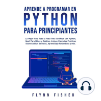 Aprende a Programar en Python Para Principiantes