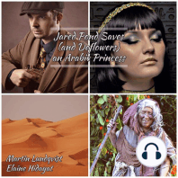 Jared Pond Saves (and Deflowers) an Arabic Princess.