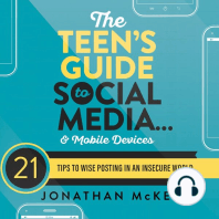 The Teen's Guide to Social Media...and Mobile Devices