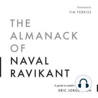 The Almanack of Naval Ravikant