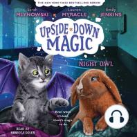 Night Owl (Upside-Down Magic #8) (Unabridged edition)