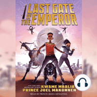 Last Gate of the Emperor (Unabridged edition)