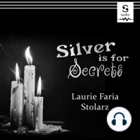 Silver is for Secrets