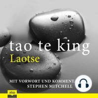 Tao Te King - Eine zeitgemäße Version für westliche Hörer (Ungekürzt)