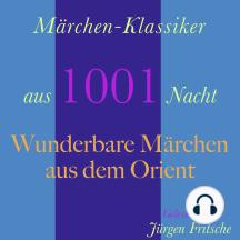 Märchen-Klassiker aus 1001 Nacht: Wunderbare Märchen aus dem Orient
