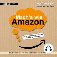 Mach's wie Amazon!