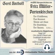 Kurzgeschichten von Fritz Müller Partenkirchen