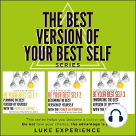 """""""The Best Version of Your Best Self"""" Series"""