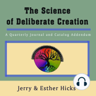 Science of Deliberate Creation, The - A Quarterly Journal and Catalog Addendum - Jul, Aug, Sept, 2003 - Single Issue Pamphlet – 2003