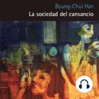 La sociedad del cansancio: Segunda edición ampliada