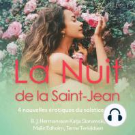 La Nuit de la Saint-Jean - 4 nouvelles érotiques du solstice d'été