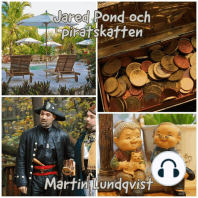 Jared Pond och piratskatten