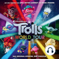 Trolls World Tour (Das Original-Hörspiel zum Kinofilm)