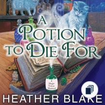 Magic Potion Mystery