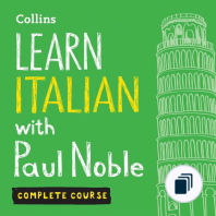 Collins Italian With Paul Noble