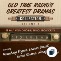 Old Time Radio's Greatest Dramas Collection