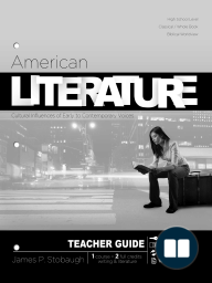 American Literature-Teacher; Cultural Influences of Early to Contemporary Voices