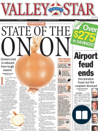 The Valley Morning Star - 01-20-2013
