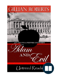 Adam and Evil (An Amanda Pepper Mystery #9)