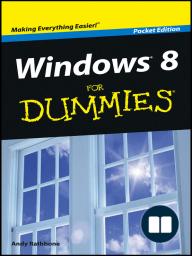 Windows 8 For Dummies, Pocket Edition