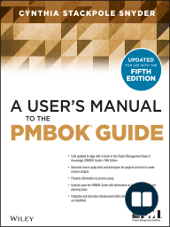A User's Manual to the PMBOK Guide