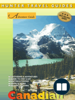 Canadian Rockies Adventure Guide
