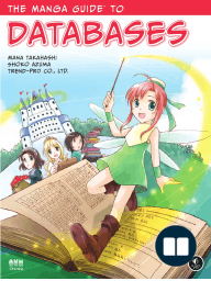 The Manga Guide to Databases (excerpt)