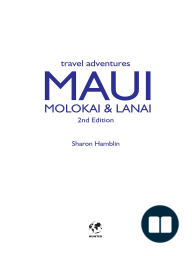 Maui, Lanai & Molokai Adventure Travel Guide