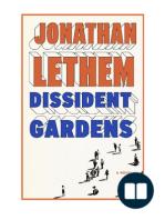 Dissident Gardens by Jonathan Lethem