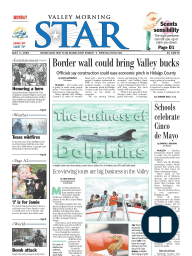 The Valley Morning Star 05-05-2008