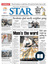 The Valley Morning Star 10-14-2007