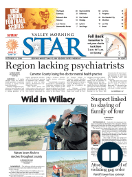 The Valley Morning Star 10-28-2006