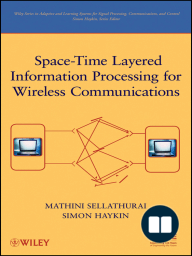 Space-Time Layered Information Processing for Wireless Communications