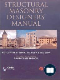 Structural Masonry Designers' Manual