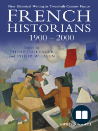 French Historians 1900-2000