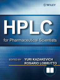 HPLC for Pharmaceutical Scientists