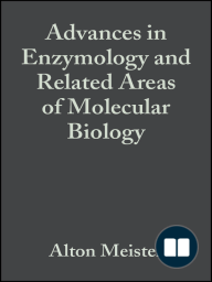 Advances in Enzymology and Related Areas of Molecular Biology, Volume 14