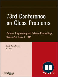 73rd Conference on Glass Problems