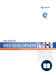 The State of Web Development - Industry Stats, Facts, and Trends