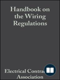 Handbook on the Wiring Regulations