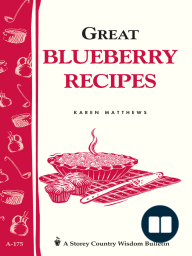 Great Blueberry Recipes