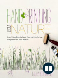 Hand Printing from Nature