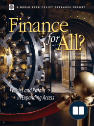 Finance for All?