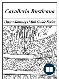 Mascagni's Cavalleria Rusticana