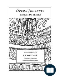 Puccini's La Rondine